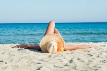 Het strand wacht op jou!