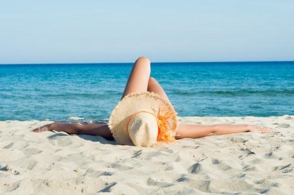 Het strand wacht op jou
