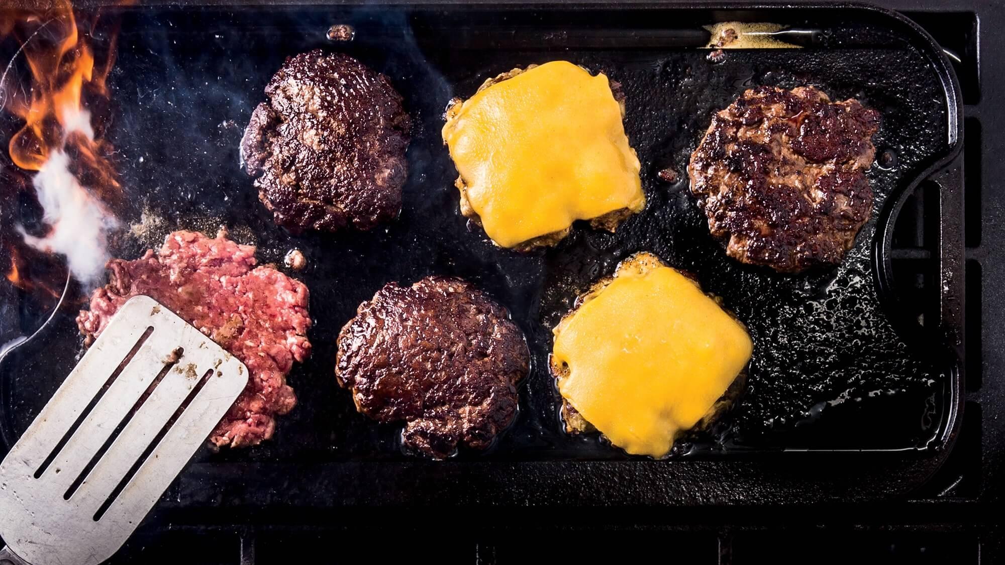Zelfgemaakte Hamburgers I BBQ Recept I A-Z Barbecue Service