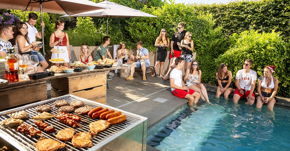 Pool Party I A-Z Barbecue Service