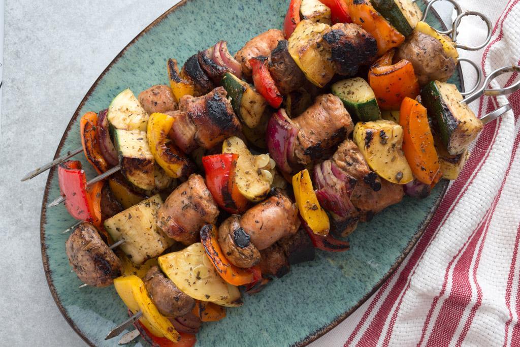 Worst Spiezen I BBQ Recept I A-Z Barbecue Service