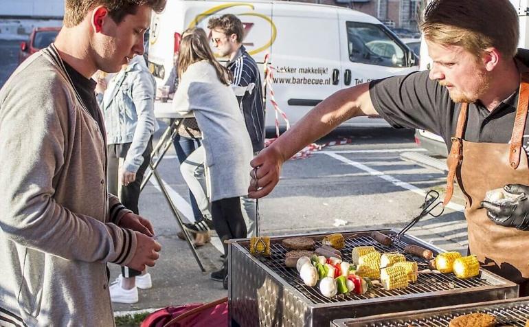 Straat- en Buurtbarbecue